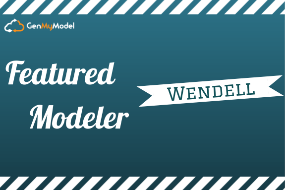 GenMyModel Featured Modeler