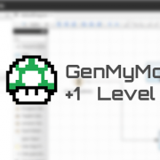 genmymodel-level-up